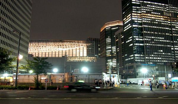 口 東京 駅 八重洲
