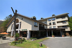 白馬樅の木ホテル 2泊/夕食朝食付