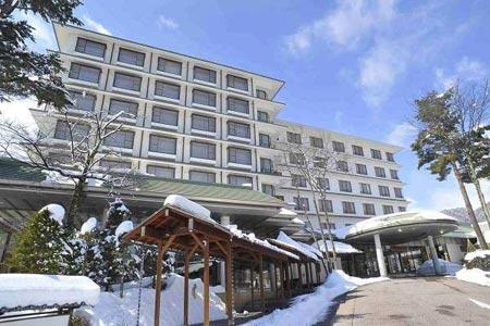 ★立山プリンスホテル 基本プラン 1泊2日